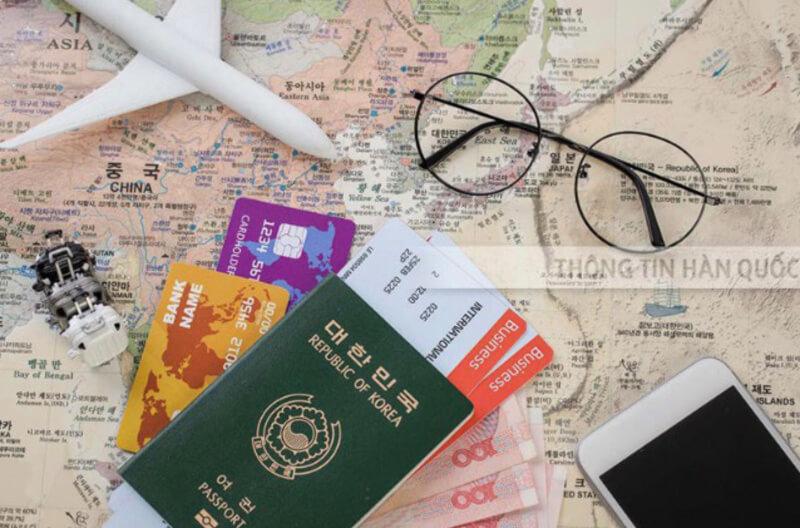 Thủ tục làm visa du học hàn quốc