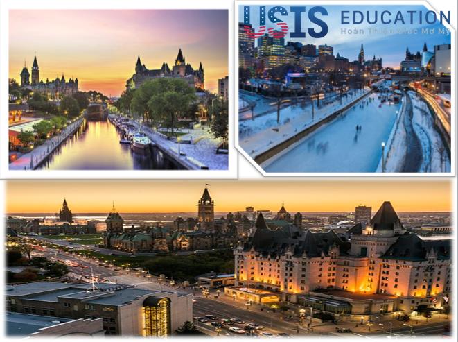 Ottawa là thủ đô và thành phố lớn thứ tư của Canada