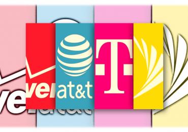Bốn hãng cung cấp dịch vụ truyền thông - di động