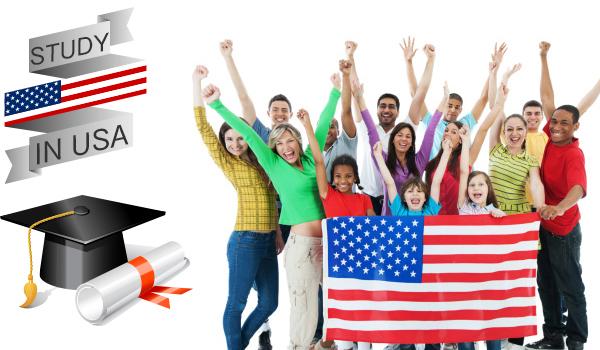 Du học sinh quốc tế ở Mỹ
