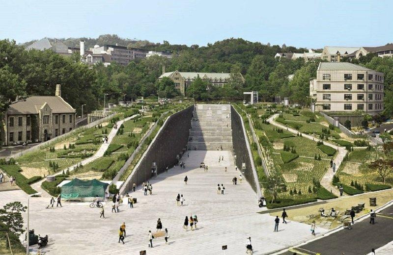 Đại học Ewha Hàn Quốc - một trong những trường có chất lượng giáo dục hàng đầu