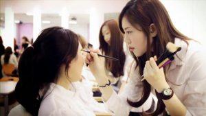 Du học Hàn Quốc ngành thẩm mỹ làm đẹp