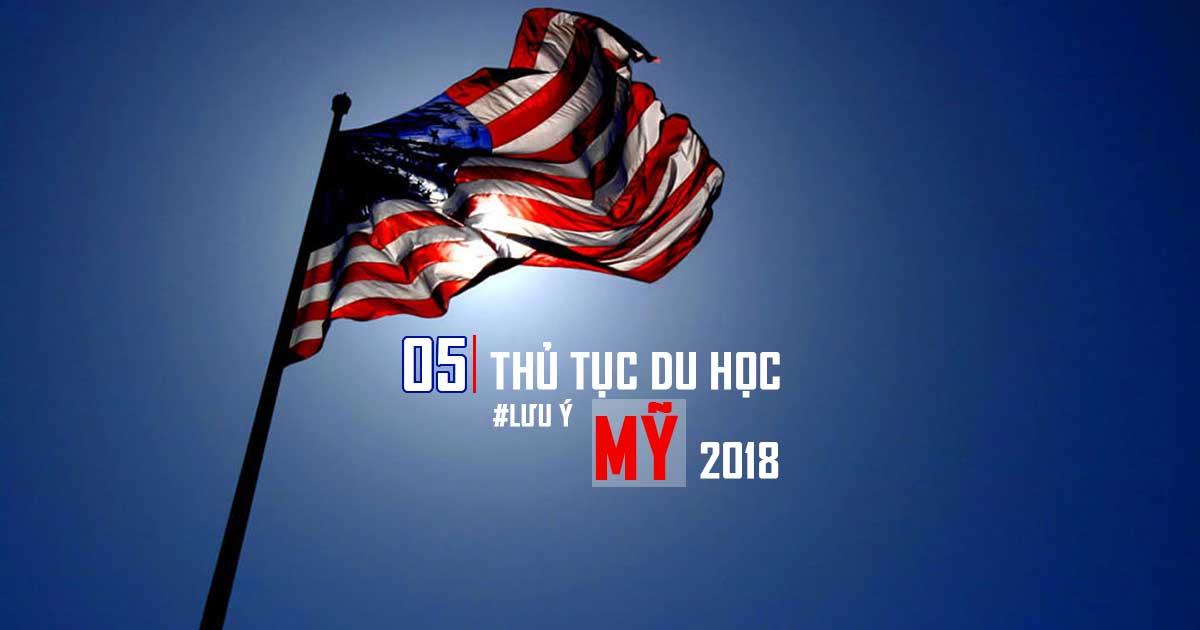 Lá cờ Mỹ kèm đoạn text