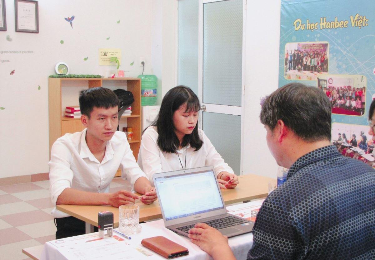 Trung tâm tiếng Hàn Hanbee Việt