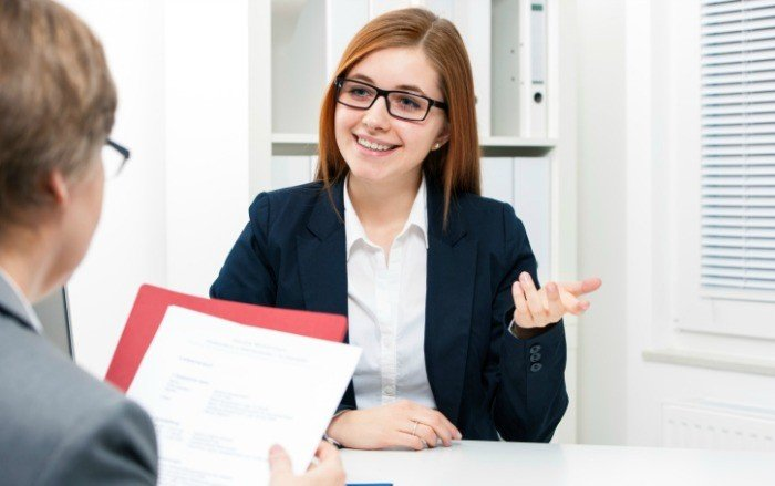 Hãy giữ tâm lý thoải mái và sức khỏe tốt khi tham gia phỏng vấn để thể hiện bản thân thật tốt